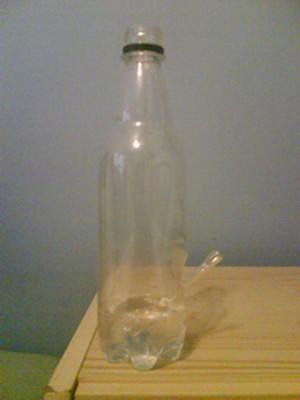 Vodní bong z PET láhve